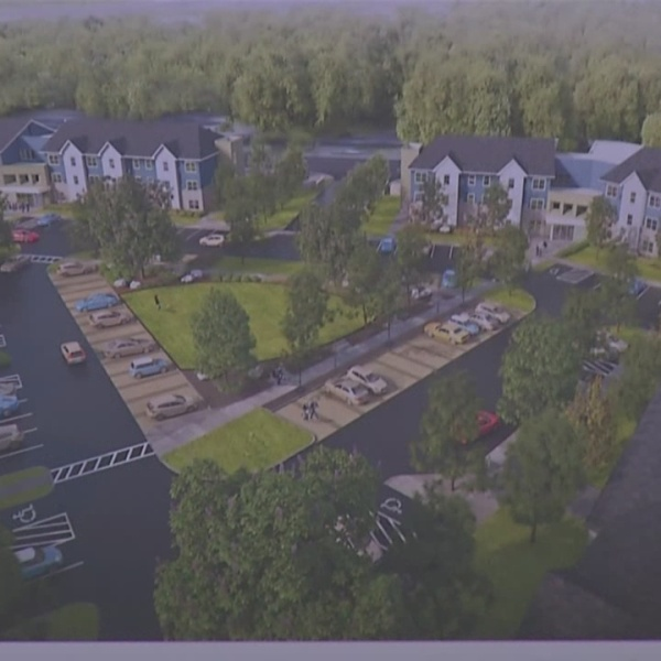 Housing for seniors and people with mental health issues coming to Cheektowaga