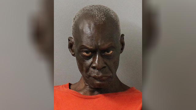 Police: Naked 67-year-old stranger found drinking juice in