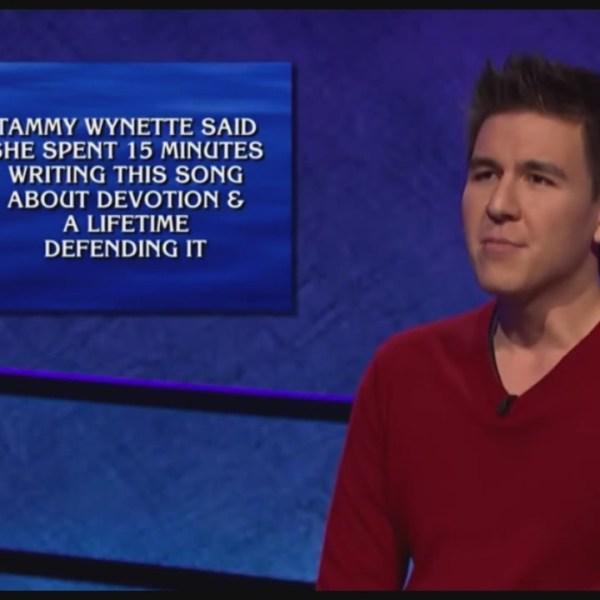 James Holzhauer wins again on Jeopardy!