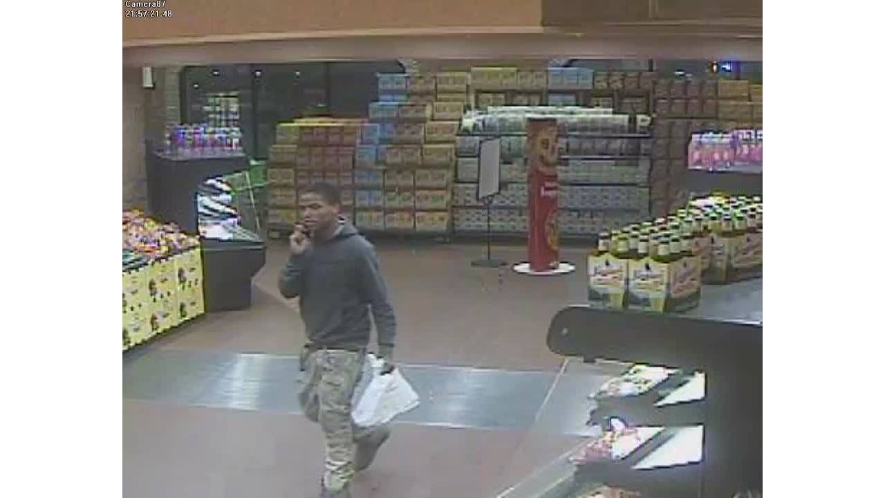 Police in Hamburg looking to identify person