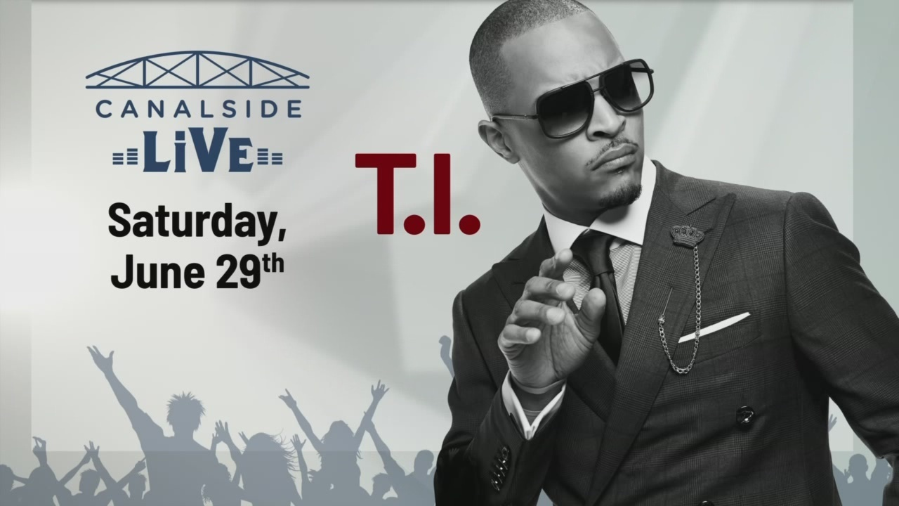 T.I. at Canalside