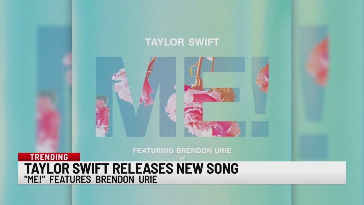 Taylor Swift releases new song