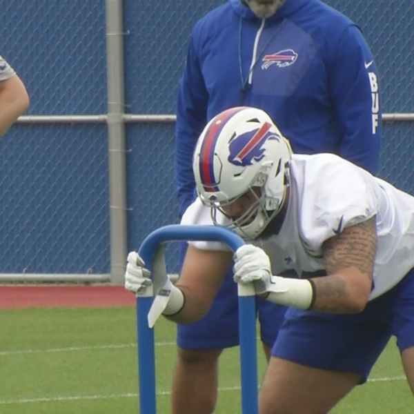 Bills begin rookie minicamp