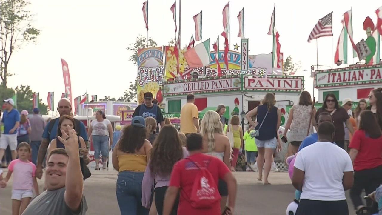 Erie County Fair flash ticket sale