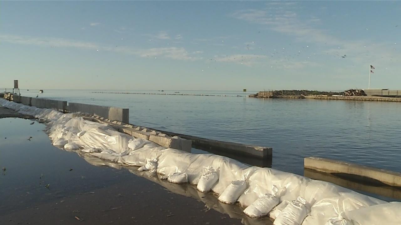 Flooding concerns in Niagara County