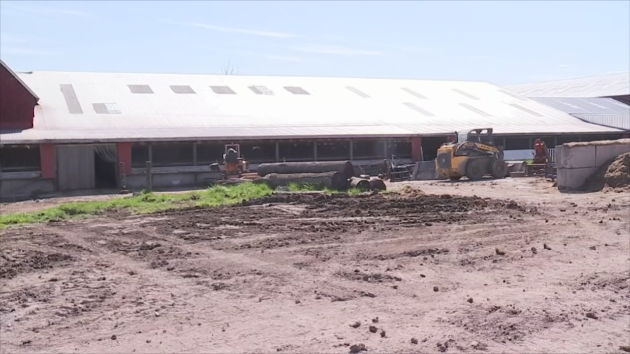 Governor working on bill to unionize farm workers