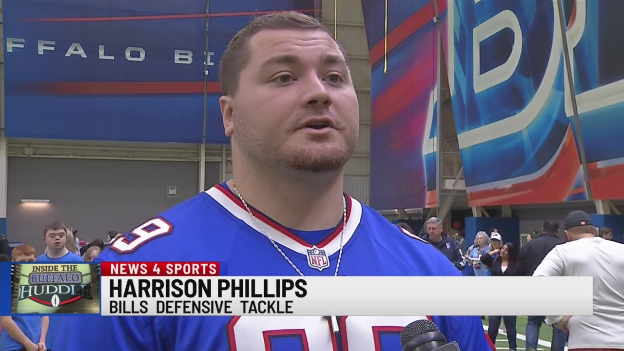 Harrison Phillips excited to play with Ed Oliver