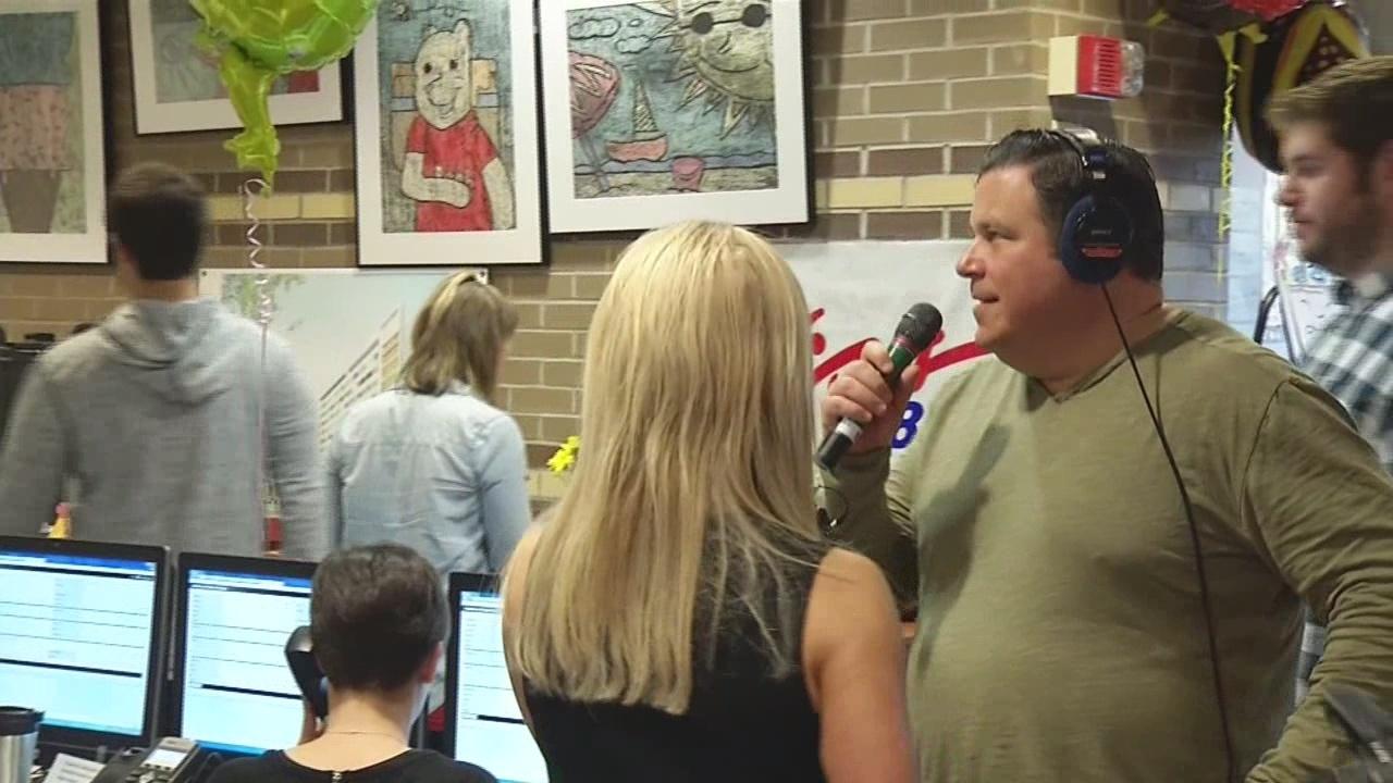 KISS 98.5 cares for kids & WBEN radiothon