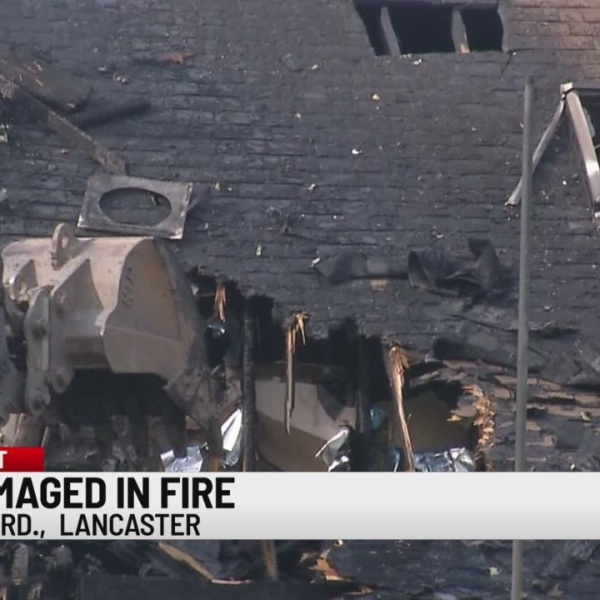 Lancaster Fire