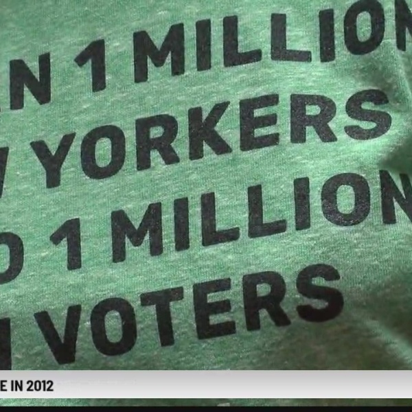 NY Senate takes up automatic voter registration