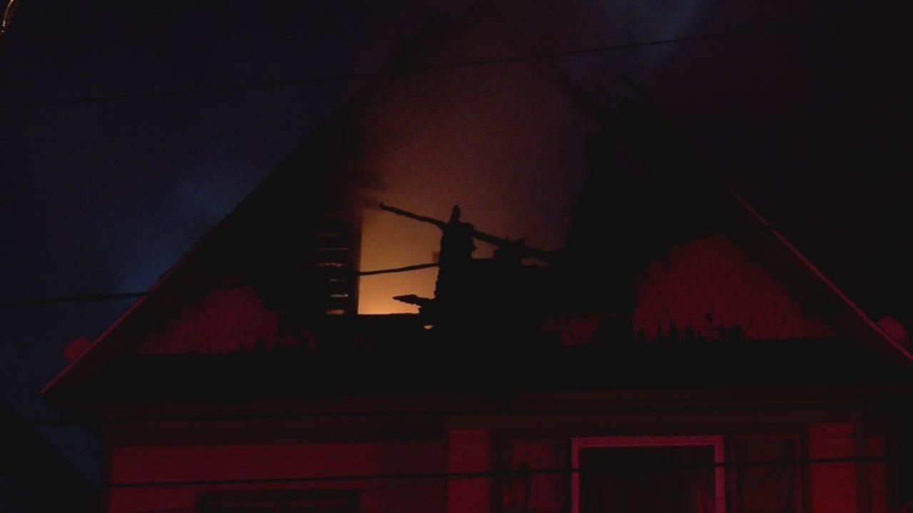 Orlando St. house fire under investigation