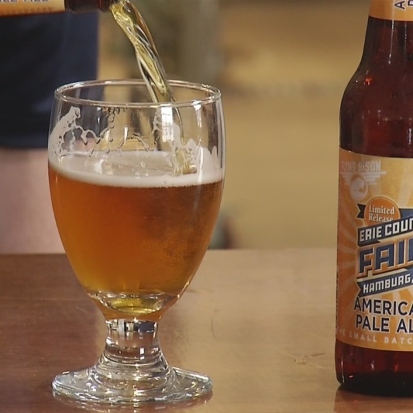 Erie County Fair beer coming to stores