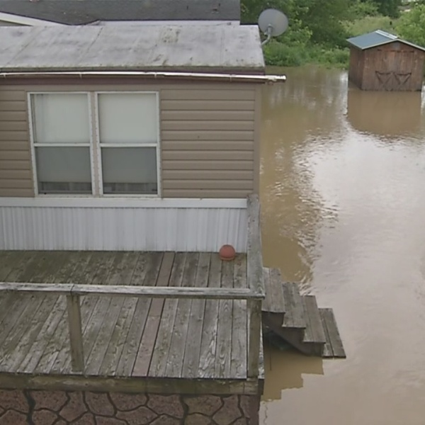 Flash flooding leaves a mess in the Southern Tier