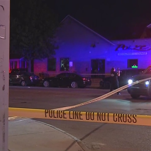 Four people shot, recovering