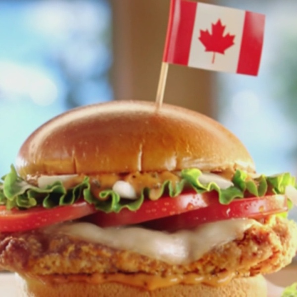 McDonald's accepting foreign currency
