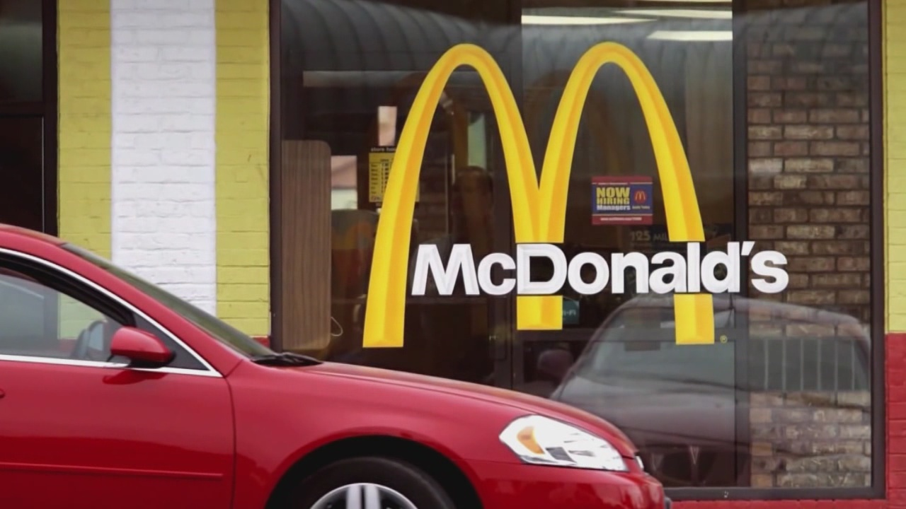 McDonald's looking to increase its use of automation