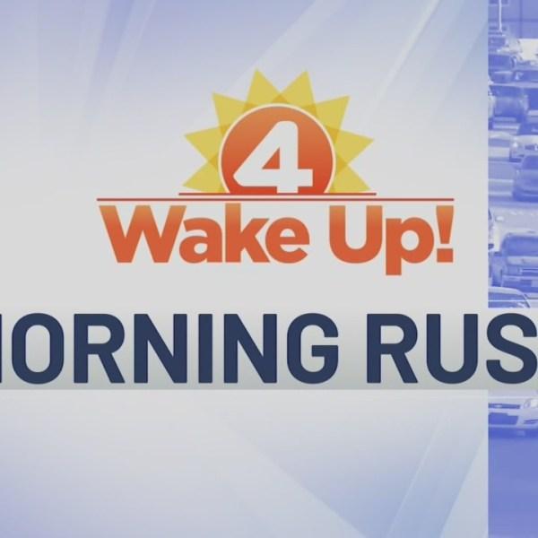 Morning Rush: Friday