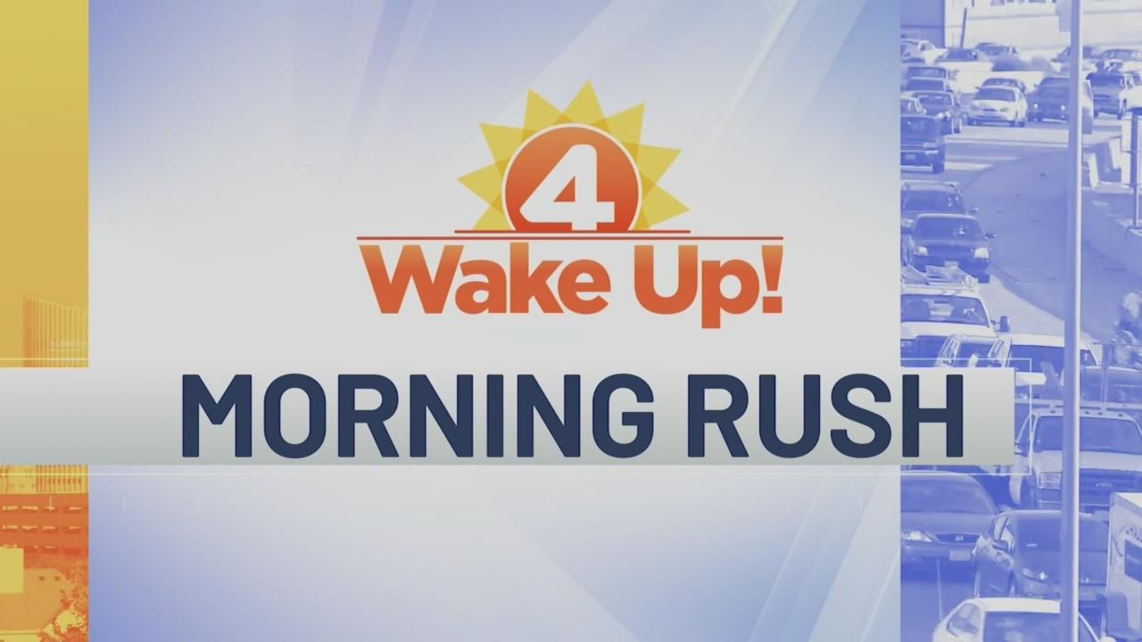 Morning Rush: Monday