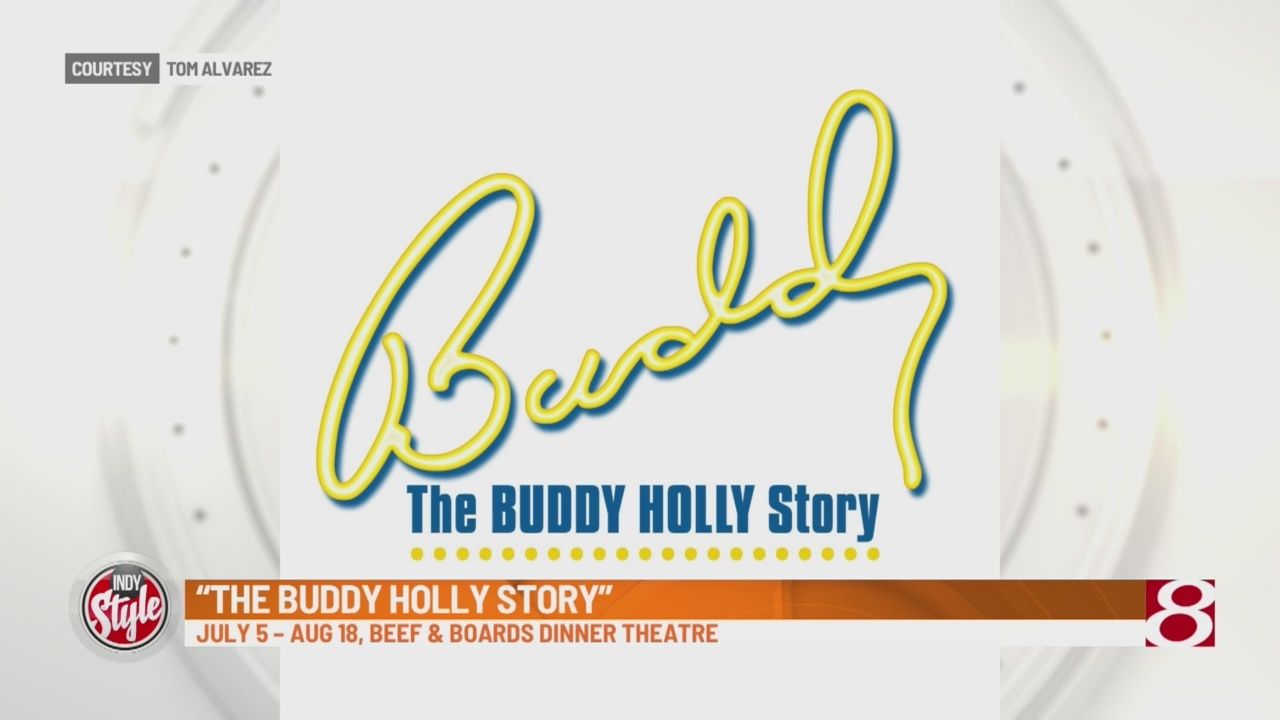 Music of Buddy Holly, Rolling Stones and more on Indianapolis stages this weekend