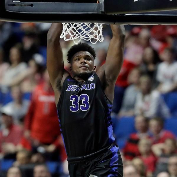 NCAA Buffalo Texas Tech Basketball_1561157796160