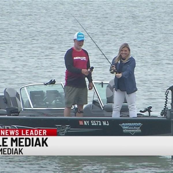 Noon fishing PKG