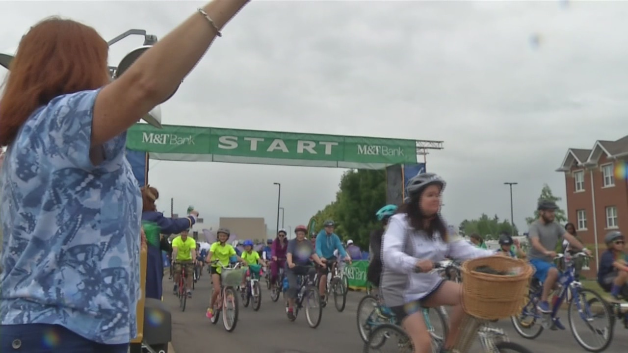Ride for Roswell happening this weekend