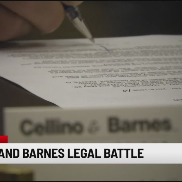 The Dissolution of Cellino and Barnes: New lawsuit filed against Cellino and Cellino
