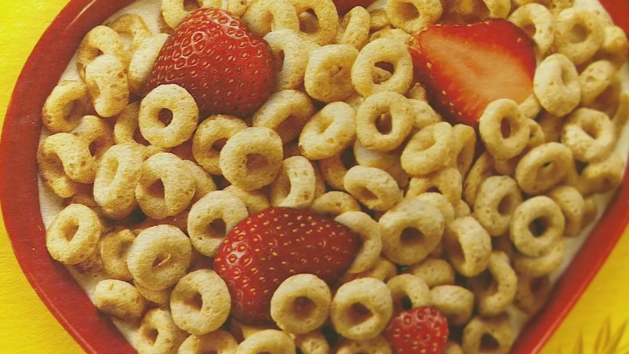 Weed killer found in cereals