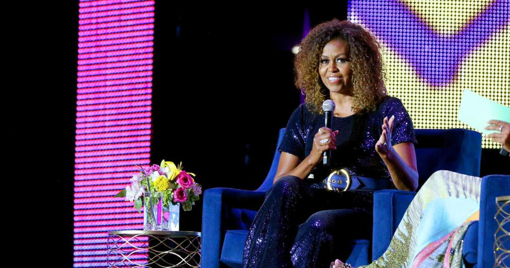 michelle obama is the world u2019s most admired woman