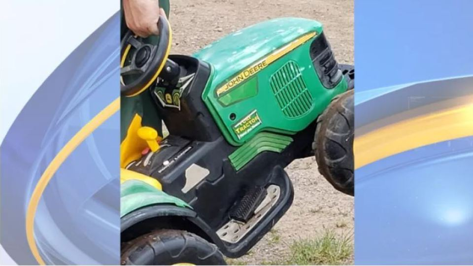 missing minnesota toddler drove himself to county fair on