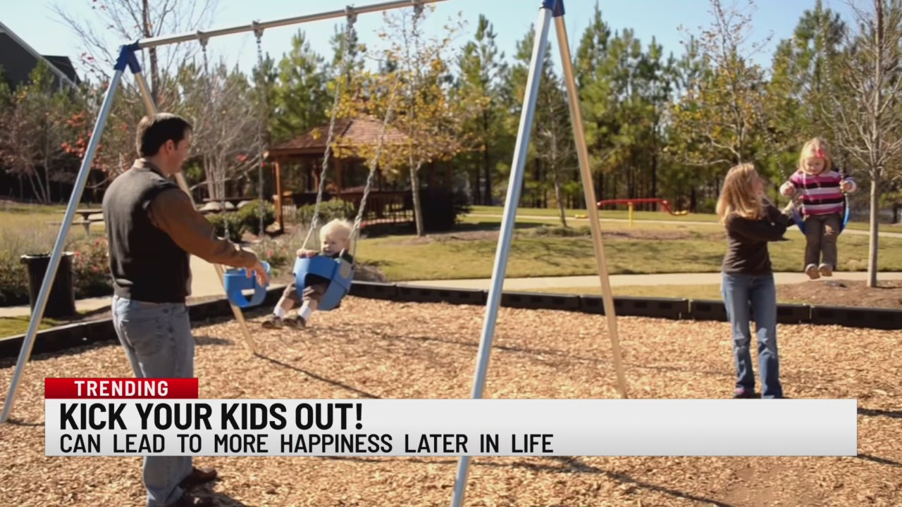 parents who kick kids out are happier in old age than