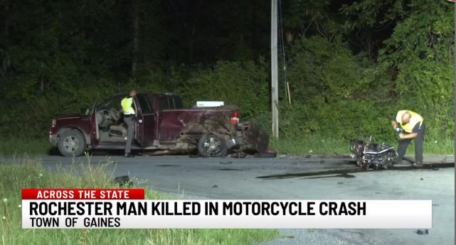 1 dead in Rochester motorcycle crash | News 4 Buffalo