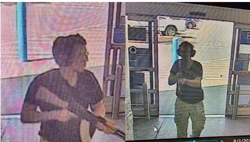Photo Surfaces Of Gunman After 18 Killed At Walmart In El Paso Texas News 4 Buffalo