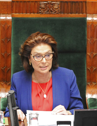 Malgorzata Kidawa-Blonska