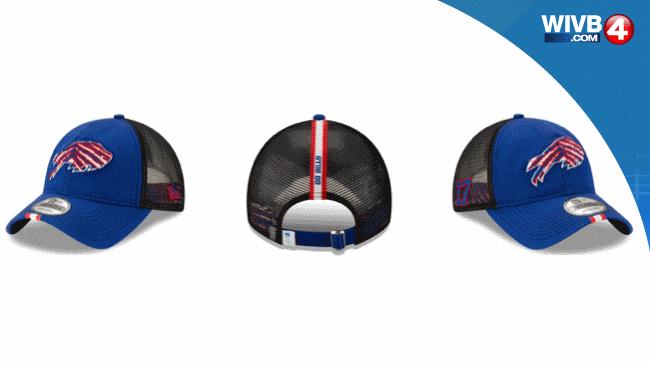 new era cap works with josh allen on new hat that benefits
