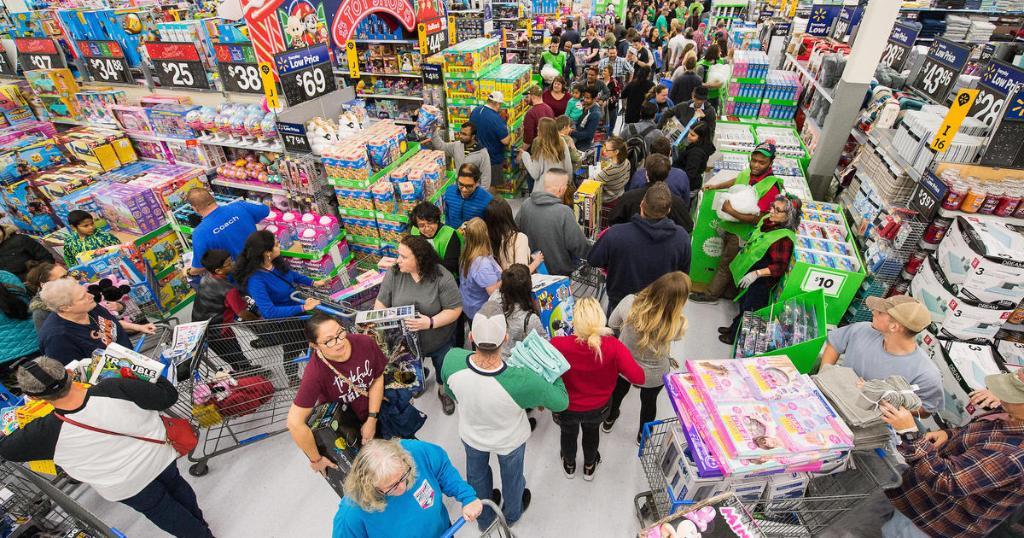 Walmart S Black Friday Deals Start On A Wednesday News 4 Buffalo