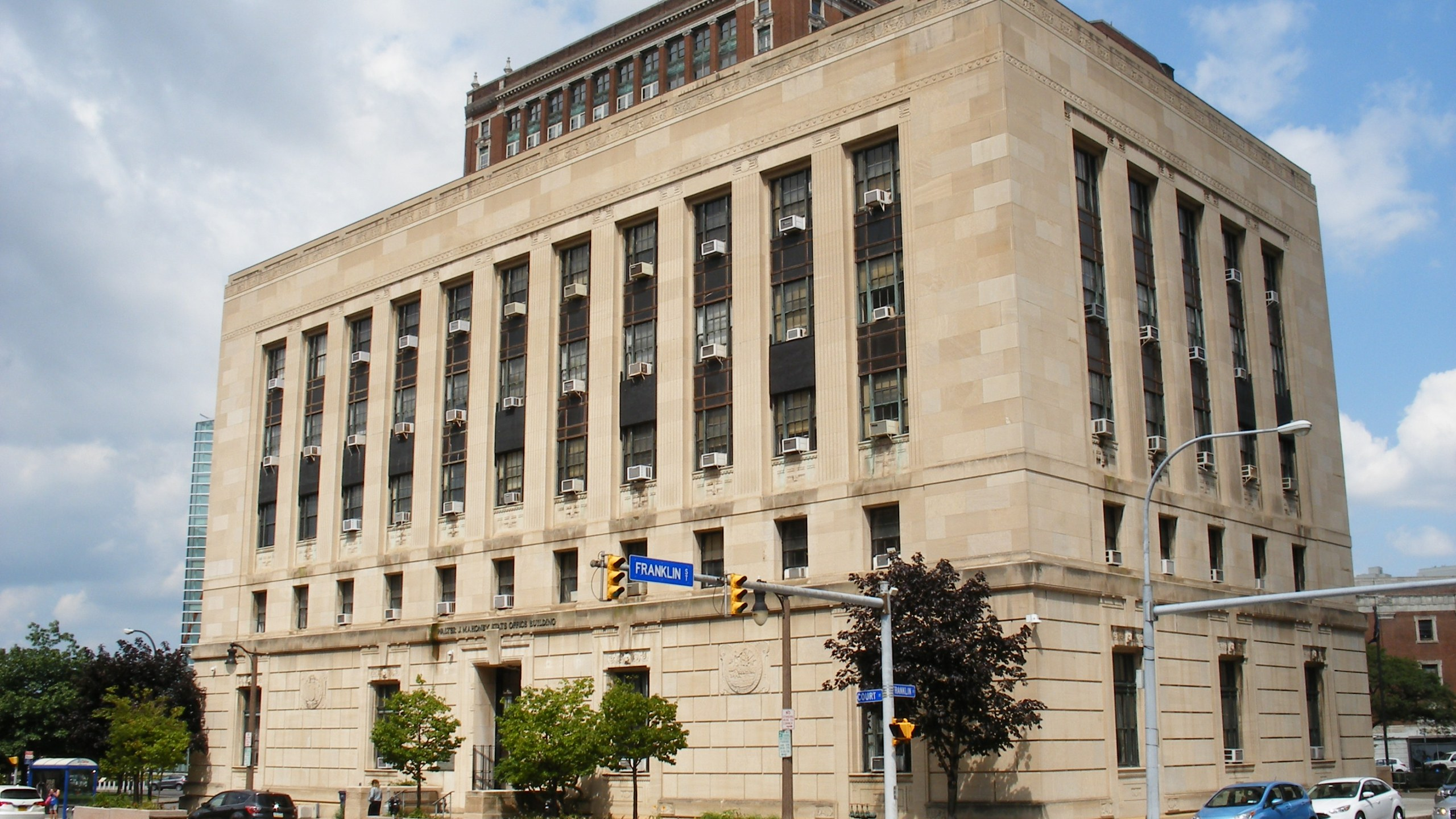Halloween At Mohoneys 2020 Mahoney Building to be sold by auction in 2020   News 4 Buffalo