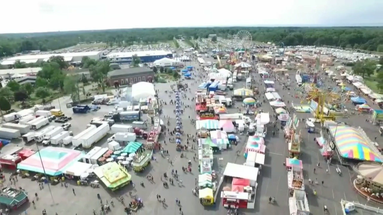Governor's proposal could force vendors to choose Erie Co. Fair or New York State Fair 1