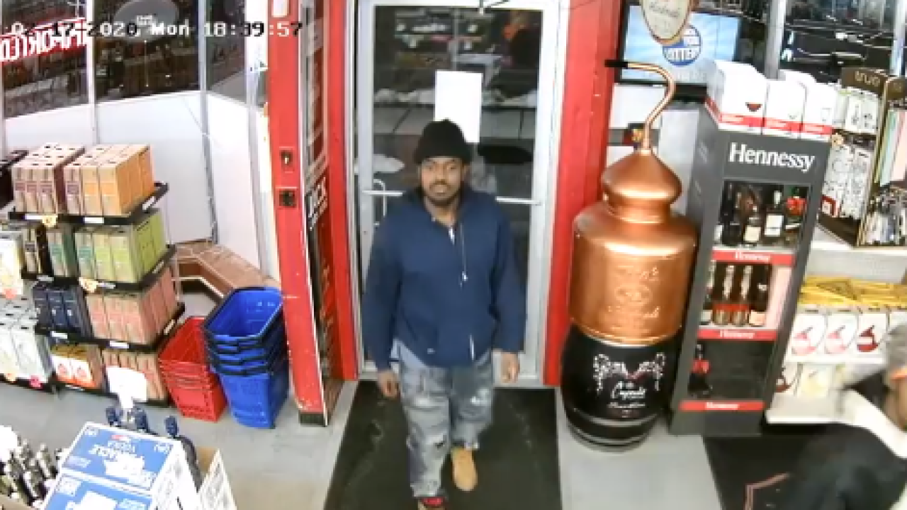 Town of Tonawanda police looking for help following liquor store robbery