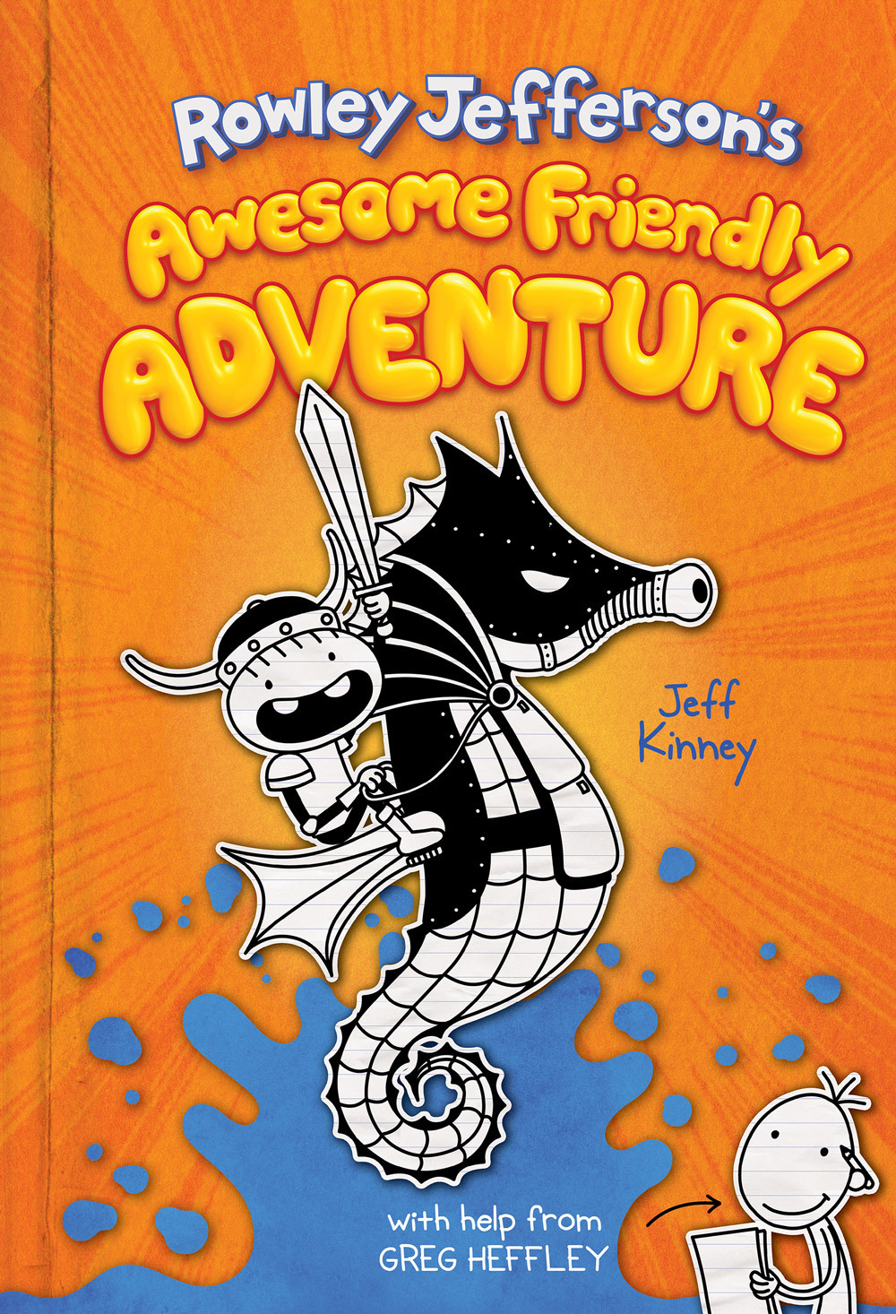 Jeff Kinney Has Wimpy Kid Spinoff Book Out In April News 4 Buffalo