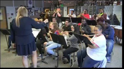 buffalo teachers federation upset that 2 high school music