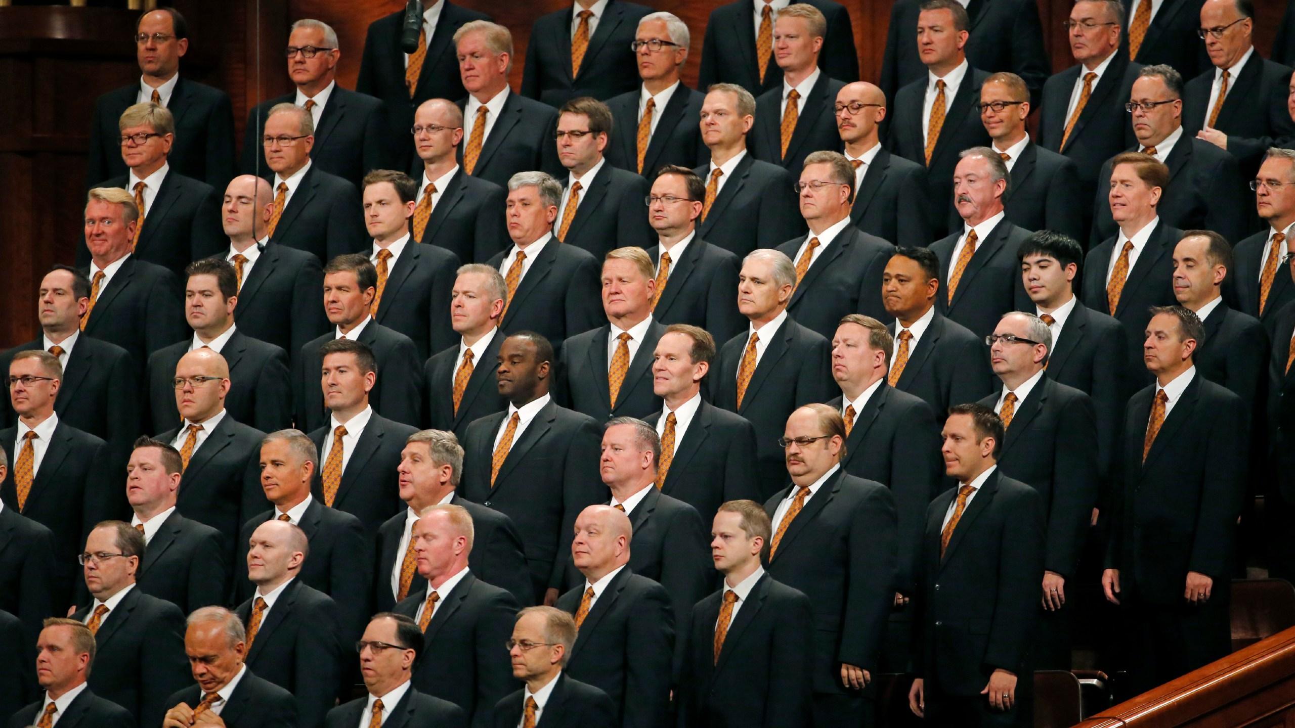 Christmas Music Tours Buffalo 2020 Mormon choir Christmas concert cancelled due to pandemic   News 4