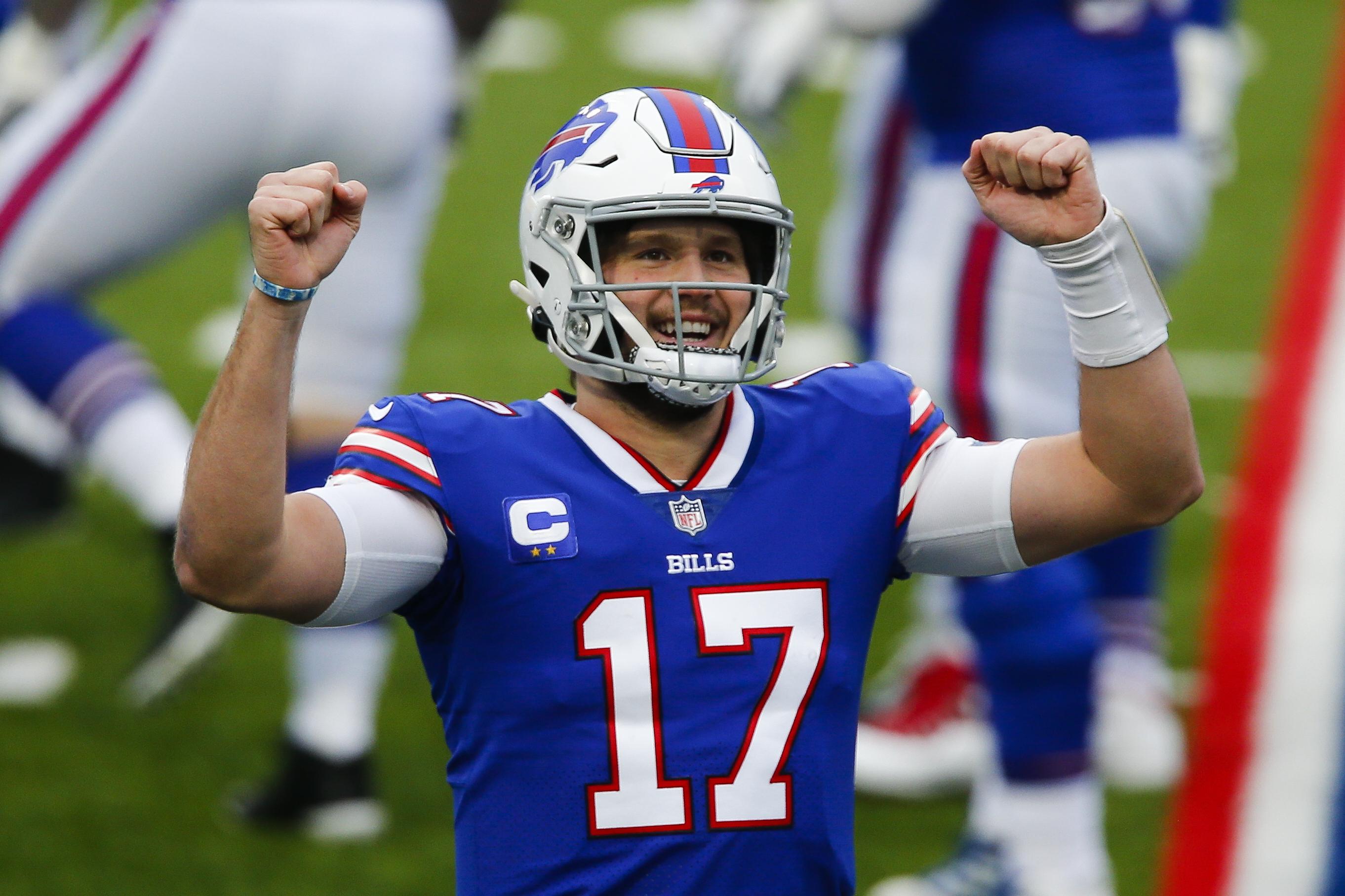 Josh Allen completes the best regular season by a Bills quarterback | News  4 Buffalo