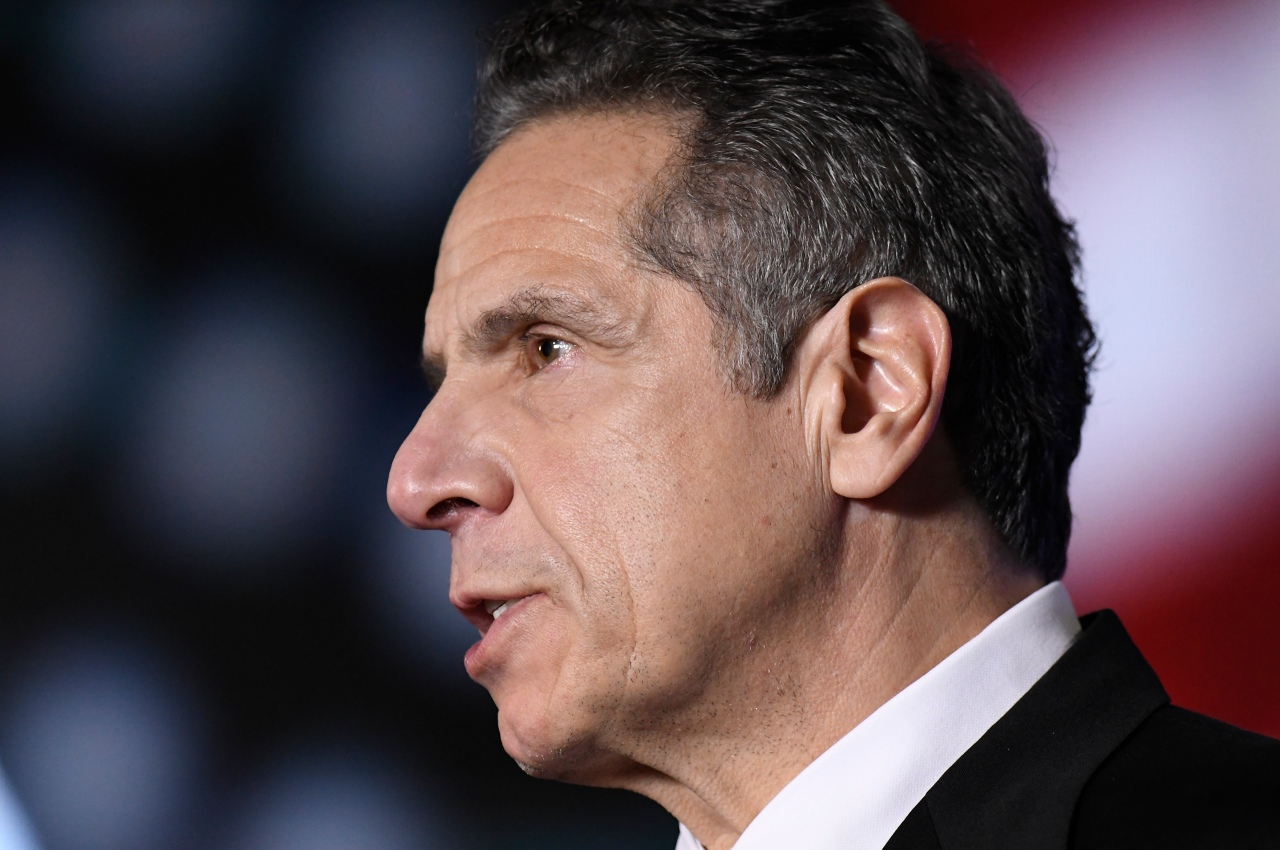 NYT: Third woman accuses Gov. Cuomo of inappropriate behavior - WIVB.com - News 4