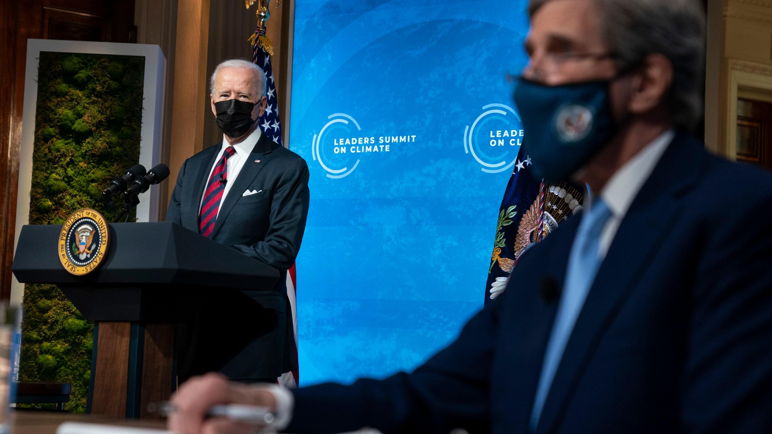Joe Biden, John Kerry
