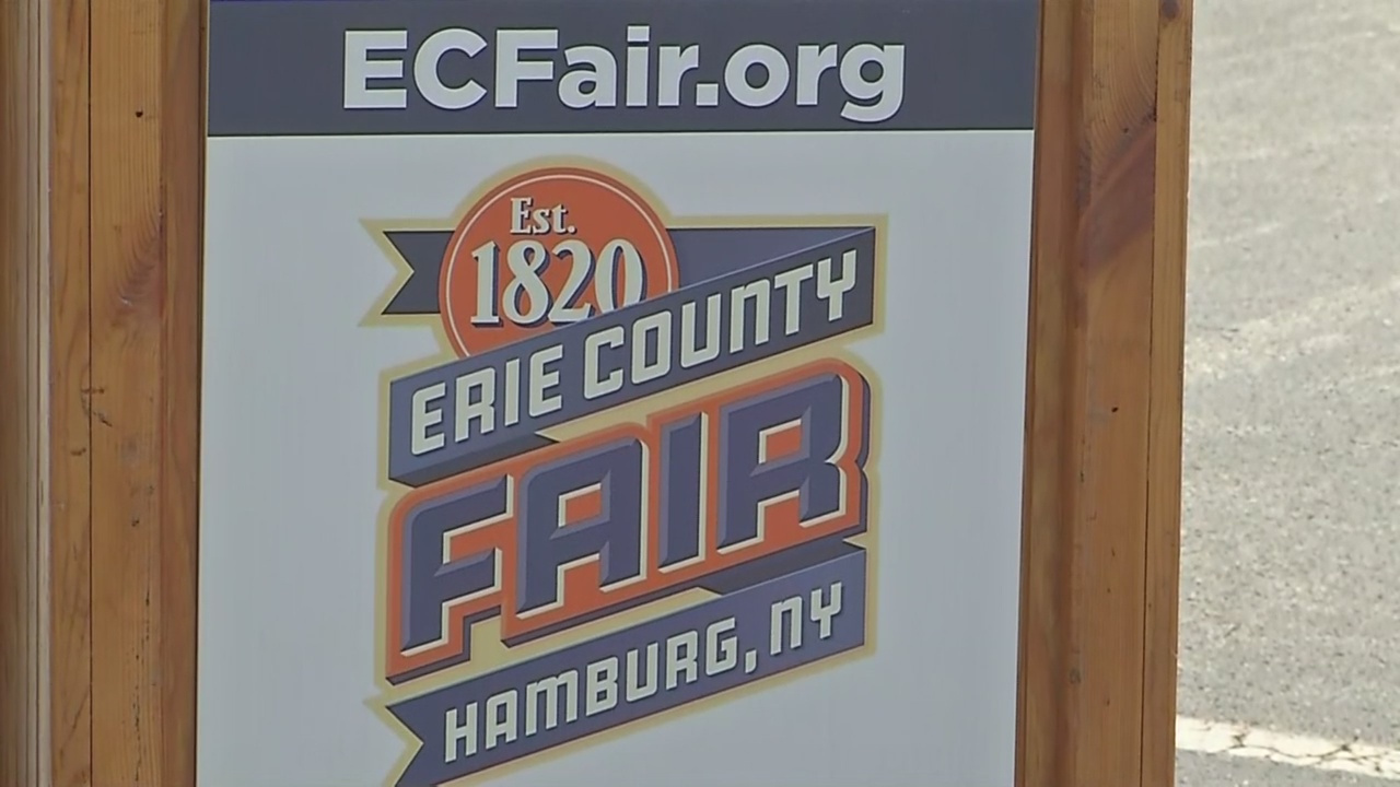 Study: Erie County Fair could safely go on at full capacity