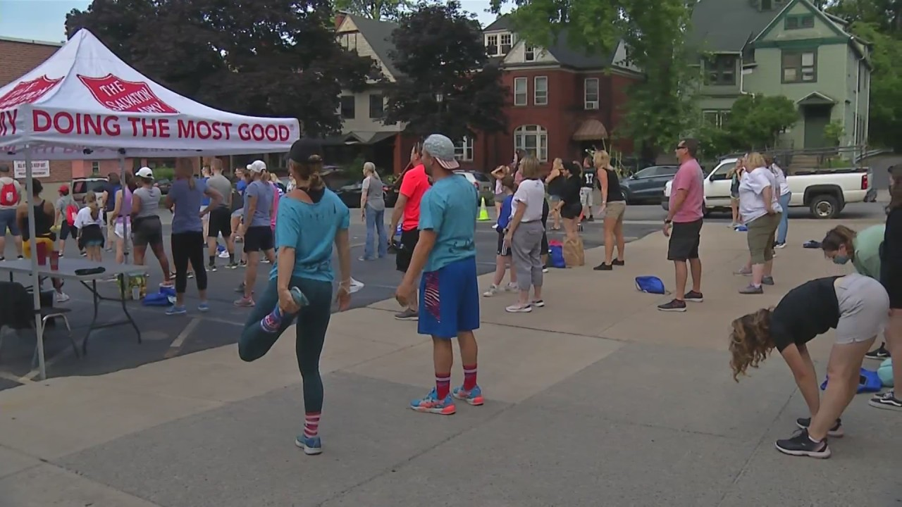 Buffalo's Most Amazing Race raises $50,000 for The Salvation Army