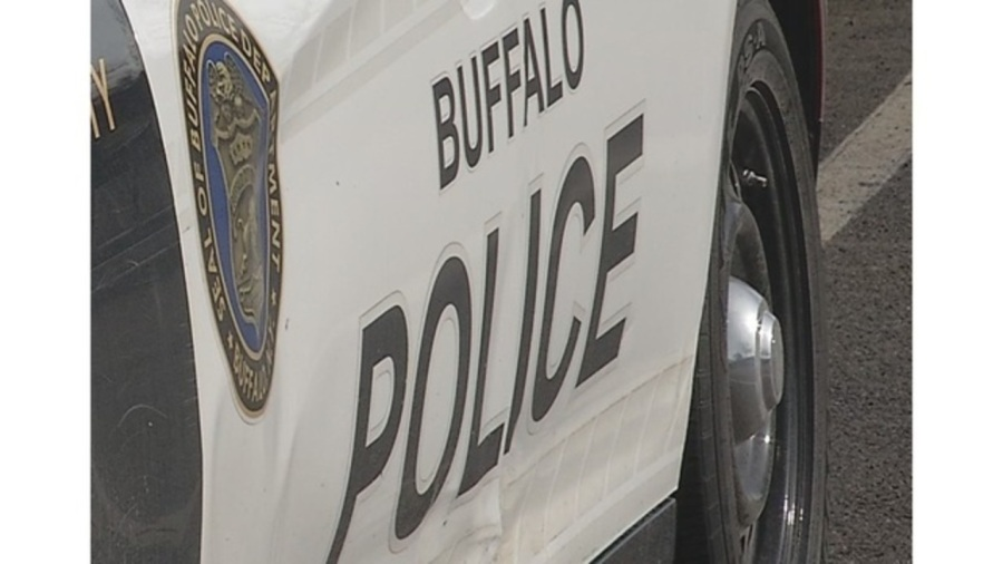 A 28-year-old man was shot Sunday morning on Sears Avenue in Buffalo